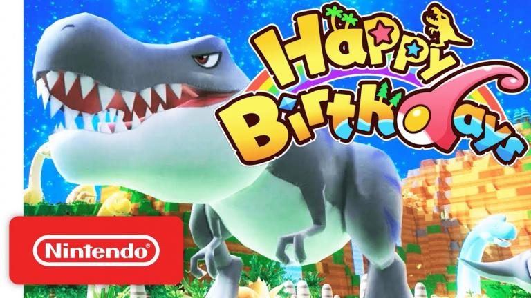 Happy Birthdays : La version Switch de Birthdays the Beginning sortira le 8 juin