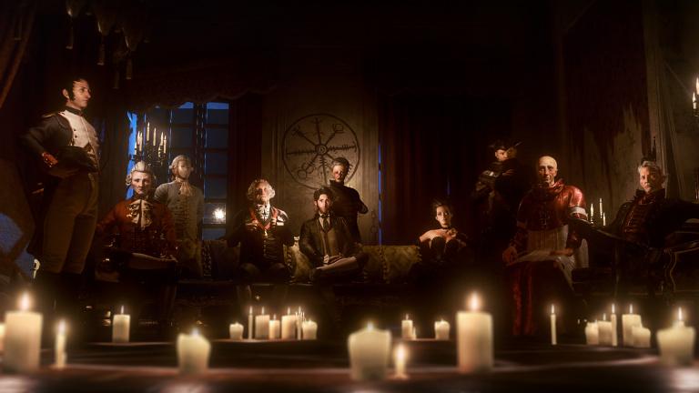 The Council : Le premier épisode se trouve une date
