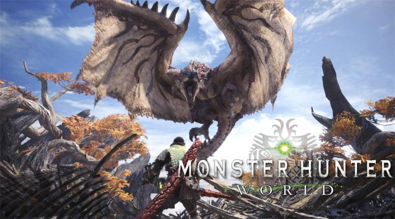 Monster Hunter World, évènements temporaires et défi : la difficulté s'accentue !