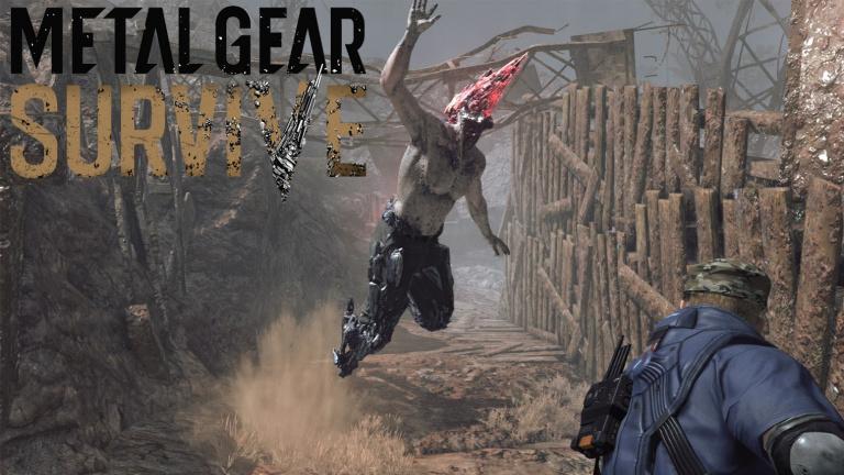 Metal Gear Survive : la soluce complète