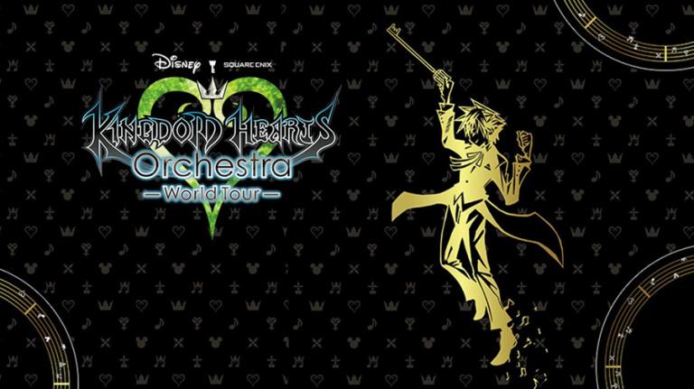 Kingdom Hearts Orchestra repart en tournée en 2018