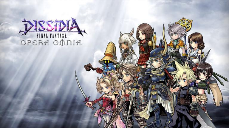Un million de téléchargements pour Dissidia Final Fantasy : Opera Omnia