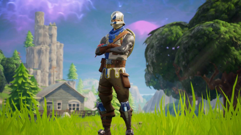 Le cross-play aussi sur One — Fortnite
