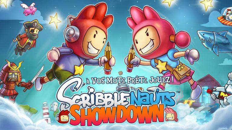 Scribblenauts Showdown : les trophées et succès du nouveau jeu du puzzle-game imaginatif