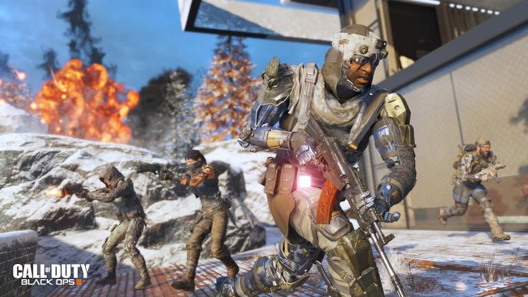 Call of Duty : Black Ops 3 - Le mode infecté ajouté en jeu