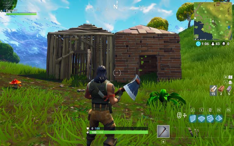 Fortnite Battle Royale : bois, métal, ou brique, quelles différences entre les matériaux ? Tout ce qu'il faut savoir