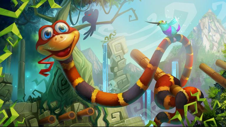 Snake Pass : les développeurs teasent des nouveautés