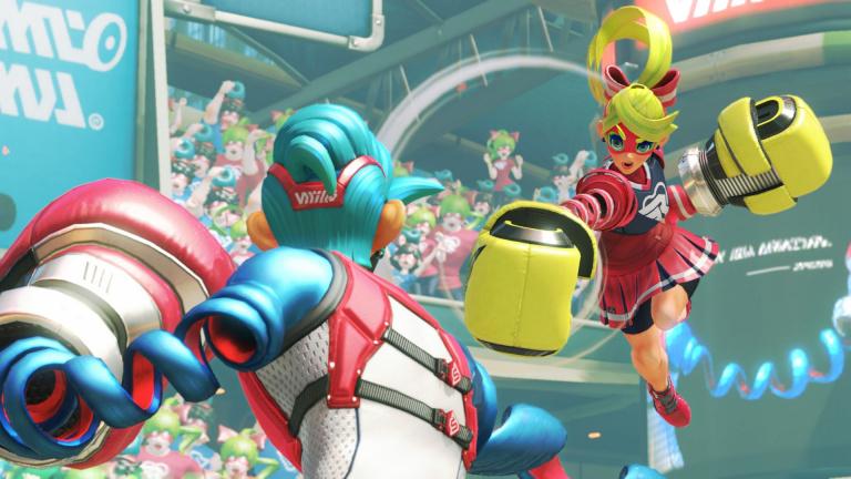 Nintendo Direct : un nouvel essai gratuit d'ARMS en approche