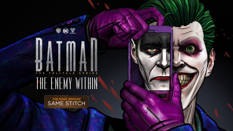 Batman : The Enemy Within - Le dernier épisode finalement daté