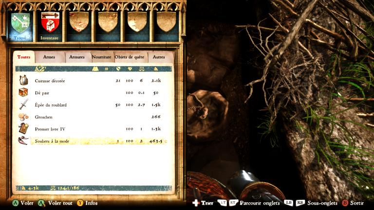 Cartes au trésor 16 à 20