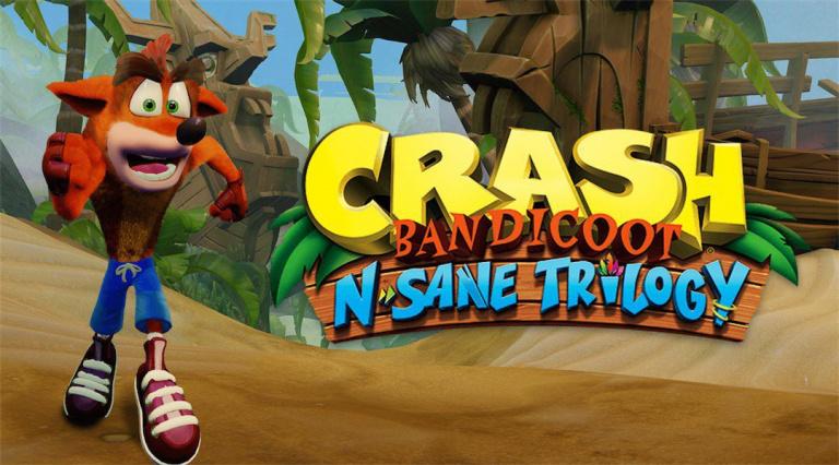 Crash Bandicoot N. Sane Trilogy s'exporte sur PC et Xbox One