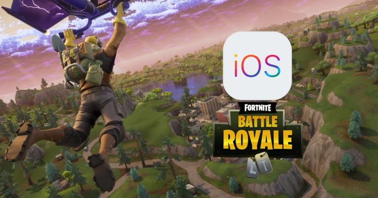 [MàJ] Fortnite mobile : comment télécharger le jeu sur iOS (préinscription, phase de test)