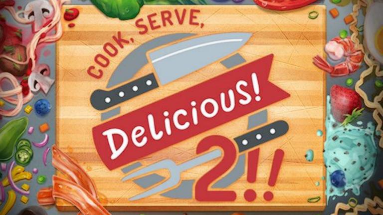Cook, Serve, Delicious ! 2 accueillera une extension gratuite en juin