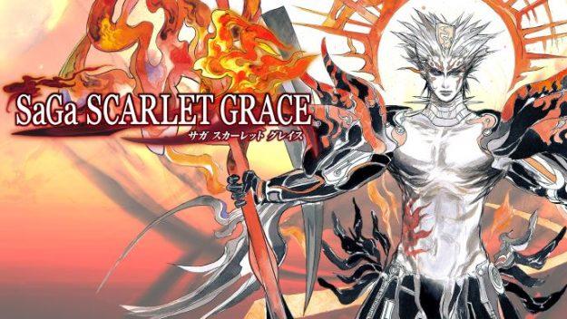 SaGa : Scarlet Grace annoncé au Japon sur PC, PS4 , Switch et mobile