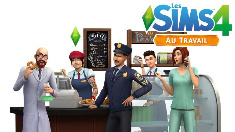 Les Sims 4 : Au Travail débarque la semaine prochaine sur console