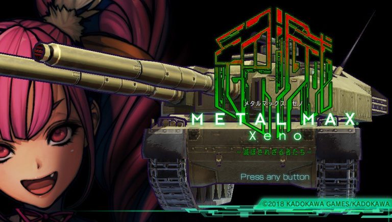 Metal Max Xeno s'offre un lot d'images inédites