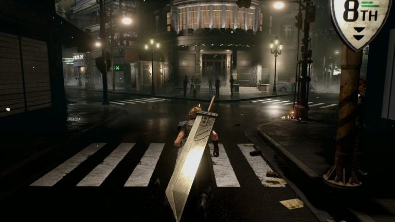 Square Enix recrute encore pour FFVII