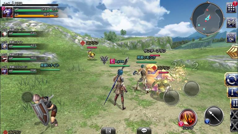 Final Fantasy Explorers-Force sortira le 15 mars sur les smartphones japonais