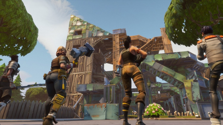 Fortnite : le crossplay PS4 - Xbox One attendu au tournant