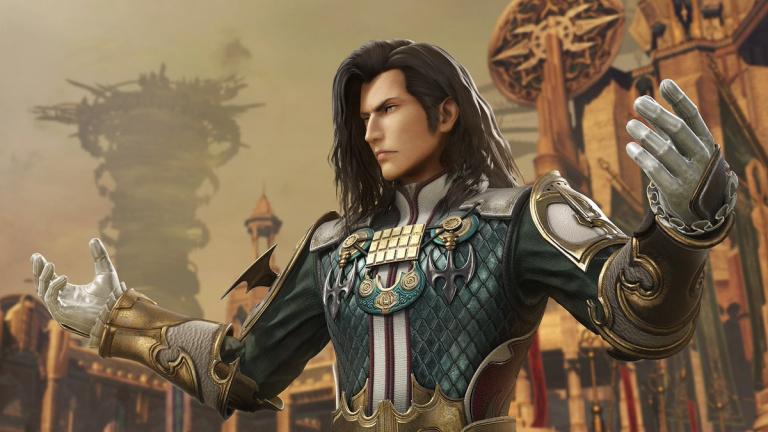 Dissidia : Final Fantasy NT - Le premier personnage en DLC sera Vayne de FF XII