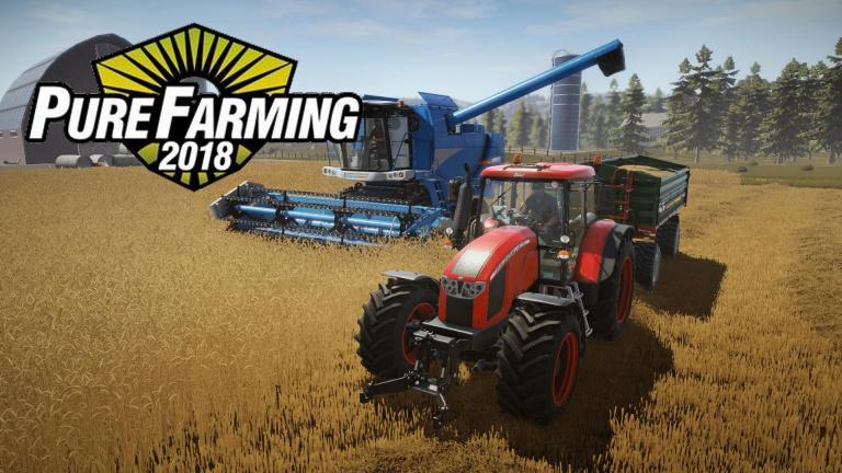 Pure Farming 2018 : Comment se téléporter et gagner du temps