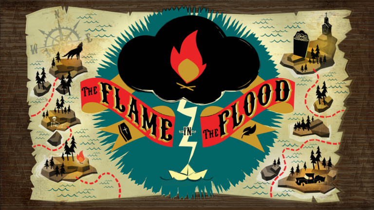 The Flame in the Flood s'annonce en édition physique sur Switch
