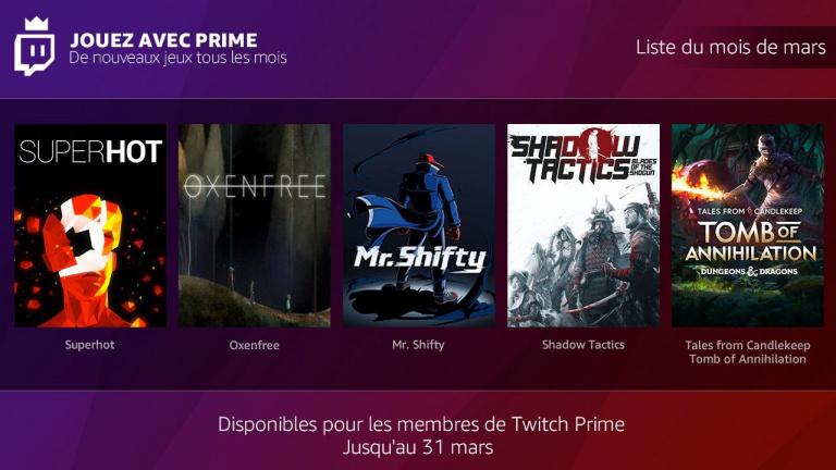 L'abonnement Amazon Prime va s'enrichir de jeux vidéo