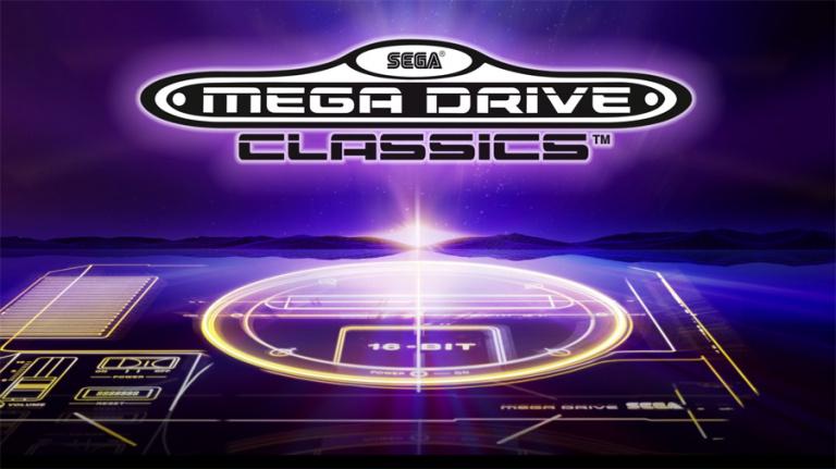SEGA annonce la collection Mega Drive Classics