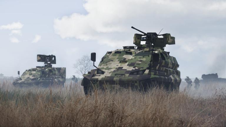 "ArmA III : un DLC ""Tanks"" sera publié le 11 avril"
