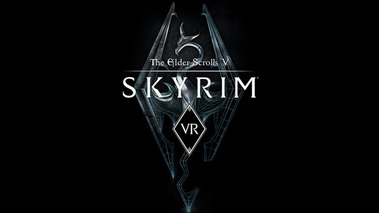Skyrim VR prend désormais date sur nos PC
