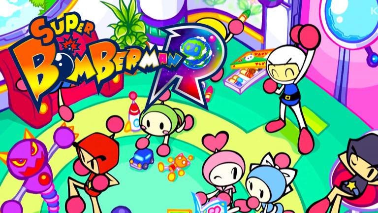 Super Bomberman R désormais classé sur PC