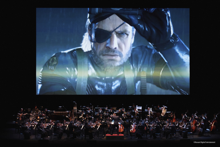 Metal Gear : Un concert symphonique aura lieu à Paris le 28 octobre
