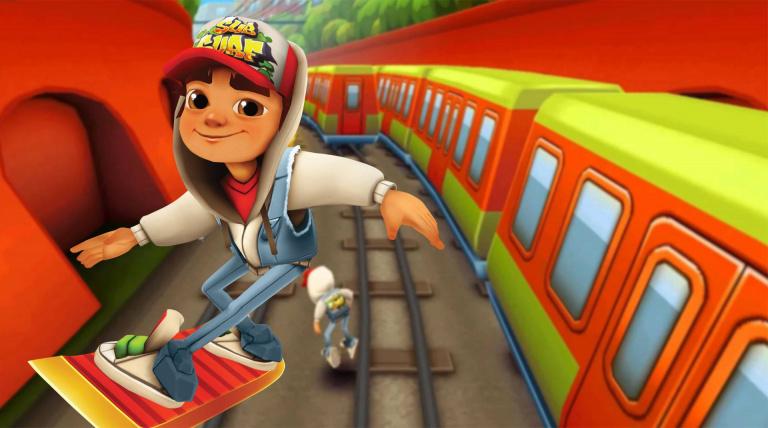 Subway Surfers est le premier jeu Android à dépasser le milliard de téléchargements - Actualités - jeuxvideo.com
