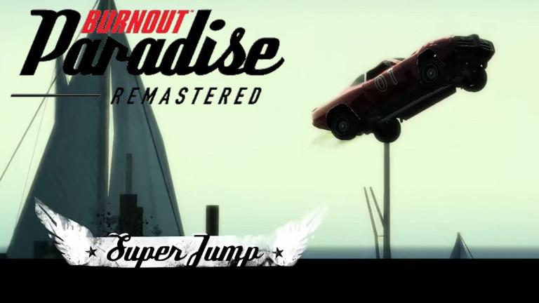 Burnout Paradise Remastered : tous les panneaux, portails et super jumps pour finir le jeu à 100%