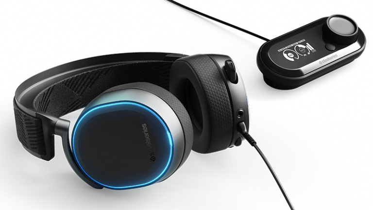 Test du casque SteelSeries Arctis Pro + GameDAC : Hail to the king, baby !