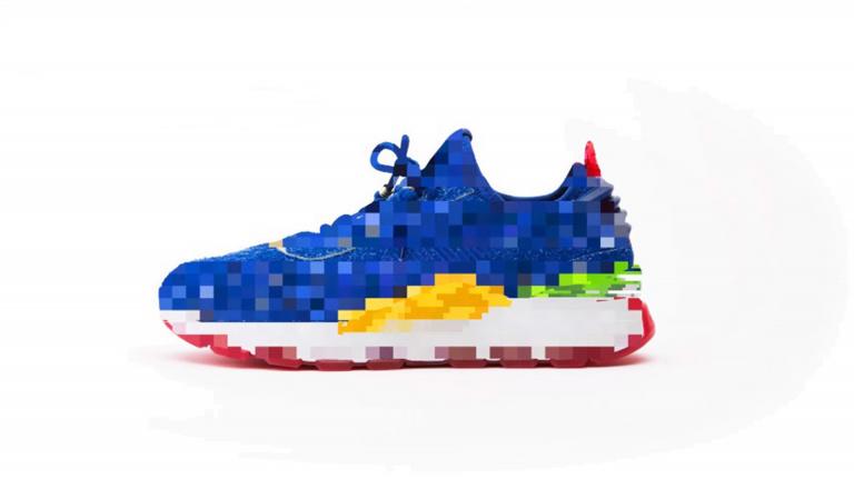Sonic : Les chaussures Puma arrivent cet été