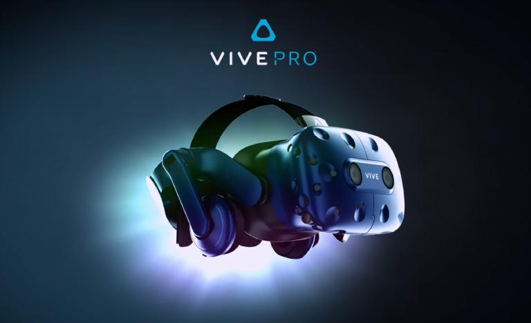 HTC Vive Pro : Prix et détail du contenu dévoilés