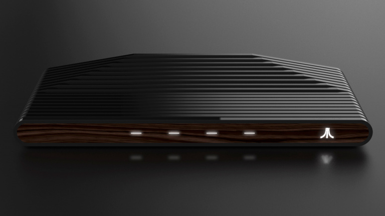 La nouvelle AtariBox rebaptisée Atari VCS