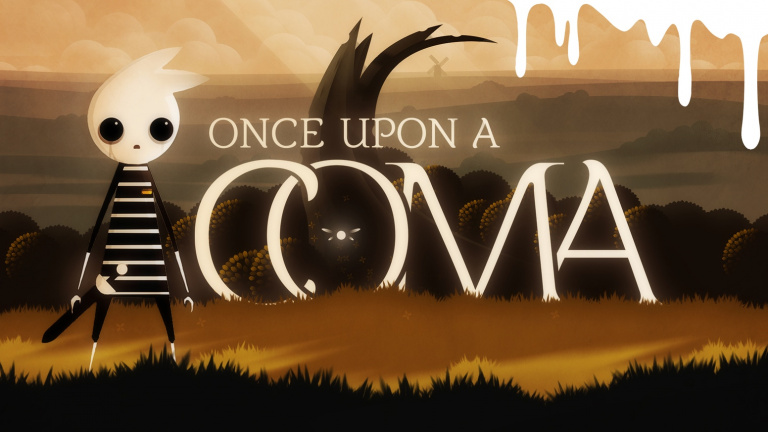 Once Upon A Coma : Fin de Kickstarter pour le jeu de Thomas Brush