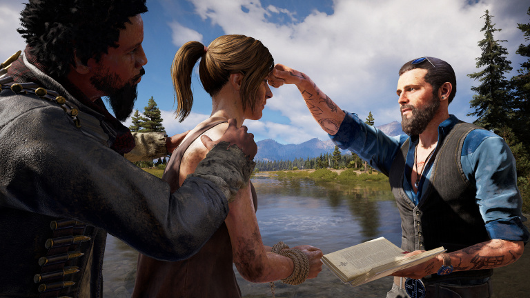Far Cry 5 : une campagne d'environ 25 heures, annonce Ubisoft