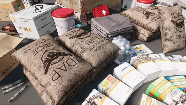 """ARMA III - 176 667 dollars pour la Croix Rouge grâce au DLC """"Laws of War"""""""