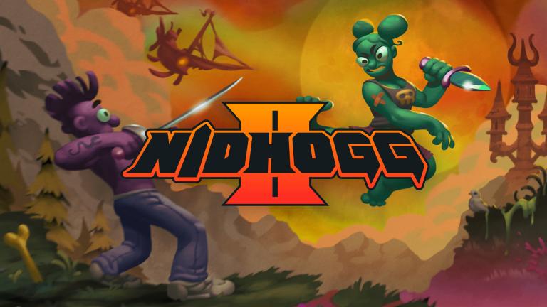 Nidhogg 2 : Une sortie sur Switch pour cette année