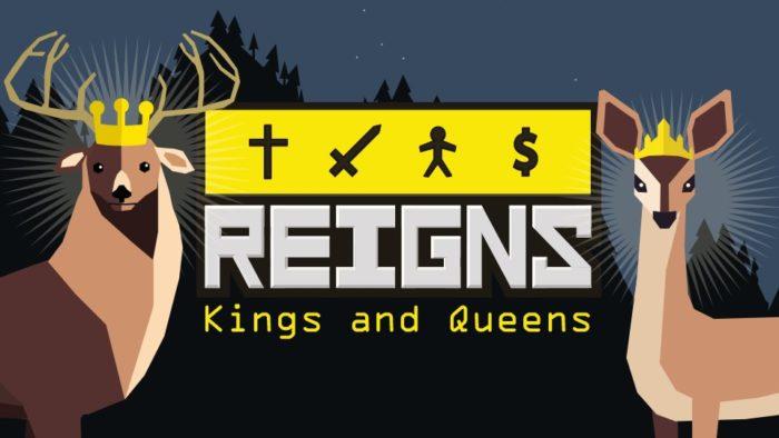 Reigns : Kings & Queens annoncé pour ce printemps sur Switch