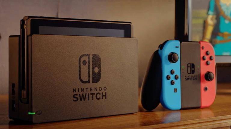 La Nintendo Switch fait la meilleure année de lancement de l'Histoire aux USA