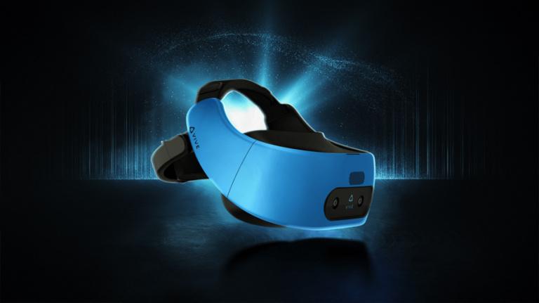 GDC 2018 : le HTC Vive Focus sera commercialisé cette année