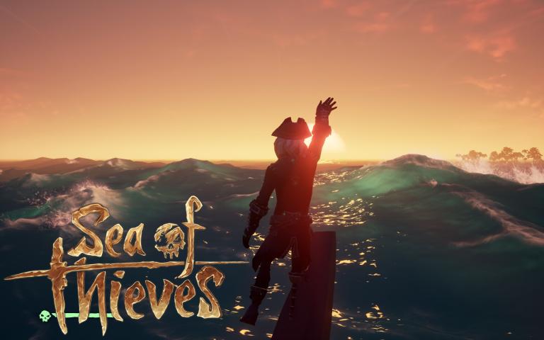 Sea of Thieves : comment monter rapidement au niveau 5 sans effort et en solo