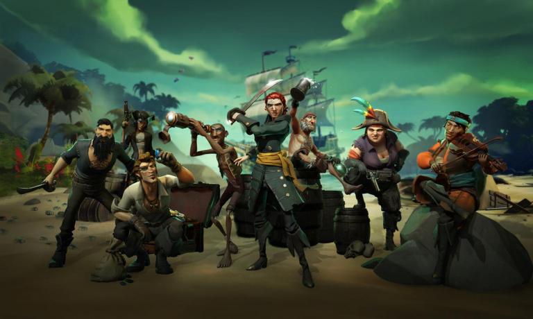 Nos 70 premières minutes sur Xbox One X — Sea of Thieves