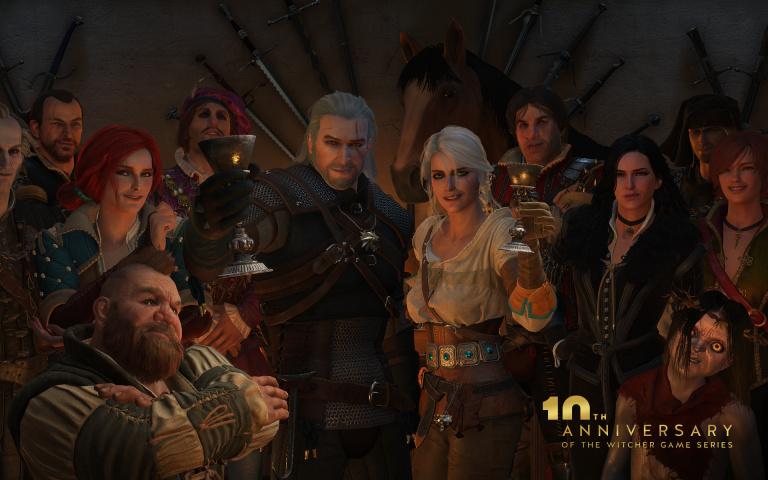 The Witcher : La licence dépasse les 33 millions de jeux vendus