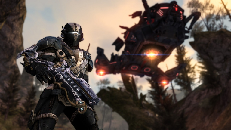 Defiance 2050 : un week-end de beta fermée en avril