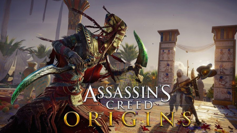 Assassin's Creed Origins, Curse of the Pharaohs : soluce et guide complet du 2ème DLC
